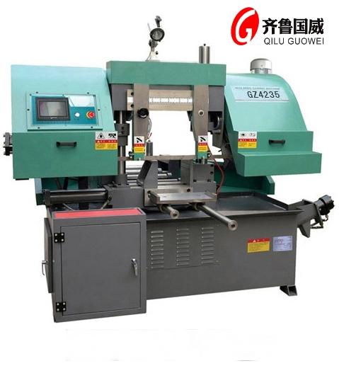 GZ4235全自动金属带锯床| 数控带锯床价格