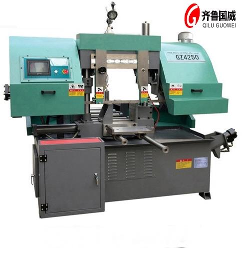 GZ4250全自动金属带锯床| 4250带锯床型号