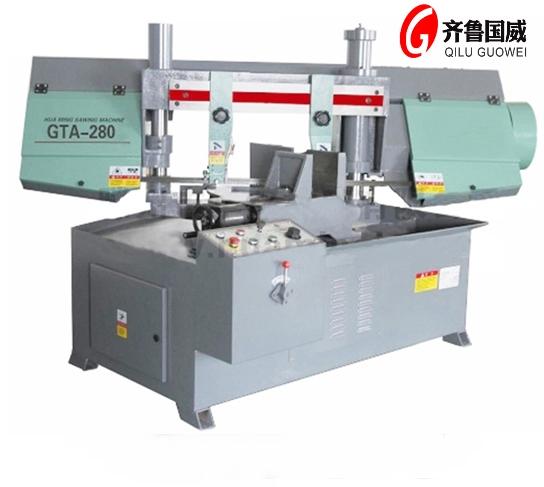 GTA-280金属带锯床(可调角度)| 角度带锯床报价
