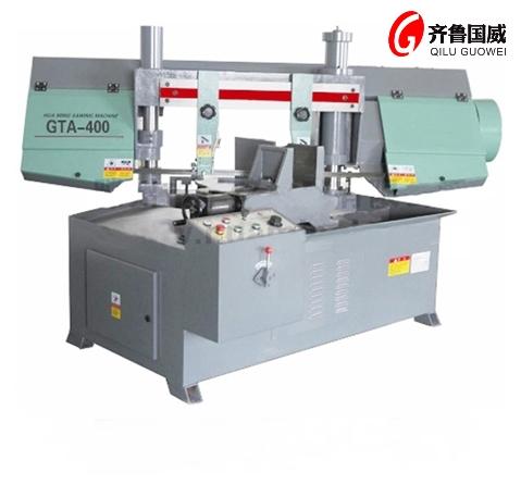 GTA-400金属带锯床(可调角度)| 剪刀式锯床型号